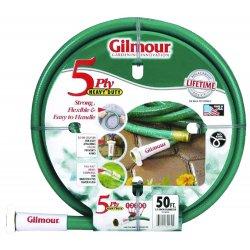 """Gilmour - 40-58050 - 60162 5/8""""x50' 5 Ply Flexate Rubber/viny, Ea"""
