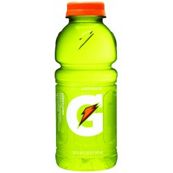 Gatorade - 32868 - Lemon-Lime Ready to Drink Sports Drink, Package Size: 20 oz., 24 PK