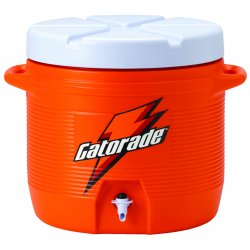 Gatorade - 49134 - 7-GAL COOLER W/CUP DISPENSE (Each)