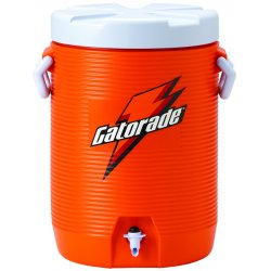 Gatorade - 49201 - 5 gal. Orange Beverage Cooler