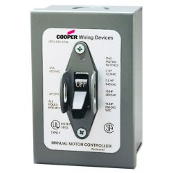 Cooper Wiring Devices - AH7810GD - Ah7810ud W/type 1 Enclosure Gy
