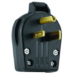 Cooper Wiring Devices - S42-SP - Ea S42sp Male Cap