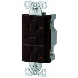 Cooper Wiring Devices - VGF20B - Cooper Wiring Power Socket - NEMA 5-20R - 2 Pole 3 Wire 20 A