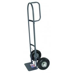 "Milwaukee Electric Tool - 30019 - D-handle Hand Truck W/10"" Pneumatic Tires"