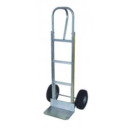 Milwaukee Electric Tool - 45128 - P-handle Hand Truck W/pneu. Wheels