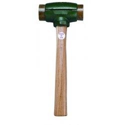 Garland - 31001 - Size 1 Split-head Rawhide Hammer, Ea