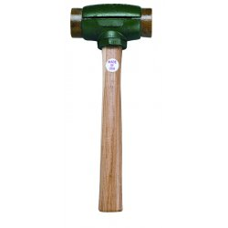 Garland - 35001 - Size 1 No-face Split Head Hammer, Ea