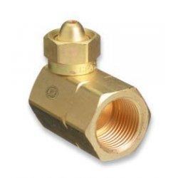 Western Enterprises - 321 - Western Enterprises 321 Cylinder Adapter; CGA200 'MC' Acetyl...