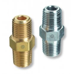 Western Enterprises - B-6HP - We B-6hp Nipple, Ea