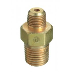 Western Enterprises - B-8-6HP - Npt Bushing 3/8m X 1/2m, Ea