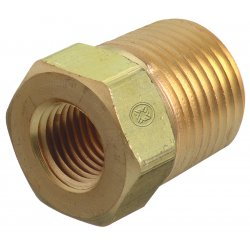 Western Enterprises - BB-2-6HP - We Bb-2-6hp Bushing, Ea