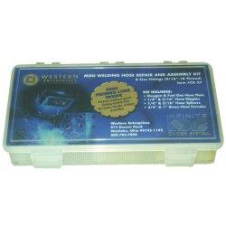 Western Enterprises - CK-27 - Mini Weld Hose Repair Kit Fittings Only