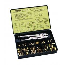 Western Enterprises - CK-6 - Western Hose Repair Kit With 'B' 9/16' - 18 C-6 Crimp Tool (For 5/16', 3/8' ID Hose), ( Each )