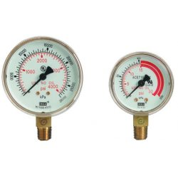 Western Enterprises - G-2-400W - We G-2-400w Gauge, Ea
