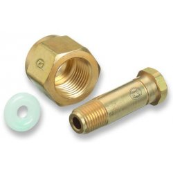 Western Enterprises - SS-CO-2 - We Ss-co-2 Nut, Ea