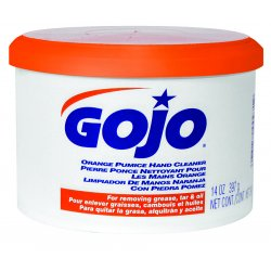 Gojo - 0971-12 - Orange Pumice Hand Cleaners (Case of 12)