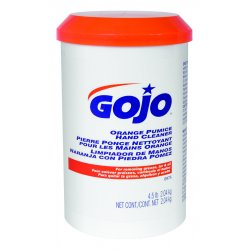 Gojo - 0975-06 - 4-1/2lb Can Orange Pumice Hand Cleaner, Ea