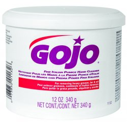 Gojo - 1132-12 - Fine Italian Pumice Hand Cleaners (Case of 12)