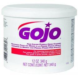 Gojo - 1132-12 - 12 Oz Plastic Can With Fine Italian Pumice
