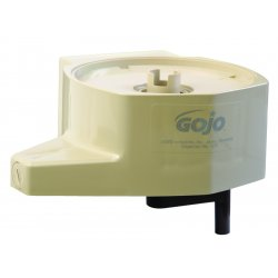 Gojo - GOJ 1275 - Flat-Top Gallon Soap Dispenser, 4w x7d x 3-1/2h, Wall Mountable, Taupe
