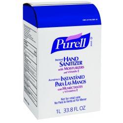 Gojo - 2156-08-EA - Nxt 1000ml Purell Instant Hand Sanitizer, Btl