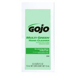 Gojo - 2340-01 - Hand Cleaner, Citrus, 1/2 oz. 1 Pack, Package Quantity 40