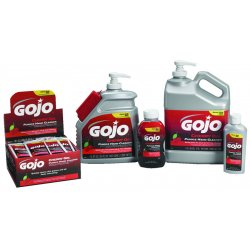 Gojo - 315-2358-02 - Cherry Pumice Gel Hand Cleaner, 1 gal. Pump Bottle, 1EA