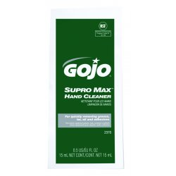 Gojo - 2370-01 - Hand Cleaner, Floral-Herbal, 1/2 oz. 1/2 Packet, Package Quantity 40