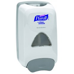 Gojo - 5120-06 - FMX-12 Foam Hand Sanitizer Dispenser For 1200mL Refill, White