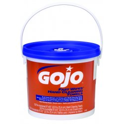 Gojo - 6298-04 - 130 9 L x 10 W Hand Cleaning Towels, 4 PK