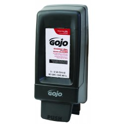 Gojo - 7290D2 - PRO TDX 2000 Cherry Gel Starter Kit, Gray, 7 x 17.16 x 5.939