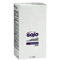 Gojo - 7580-02 - Sanitizing Liquid Soap Refill, 5000 mL Bag In Box, 2 PK