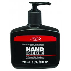 Gojo - 8145-06 - HAND MEDIC Professional Skin Conditioner, 8 oz Pump Bottle