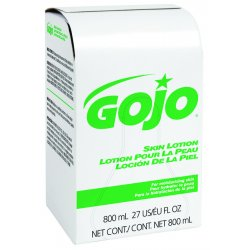 Gojo - 8240-06 - GOJO 800 ml Refill White Skin Conditioner