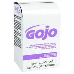 Gojo - 9142-12 - 800 Ml Dermapro Moisturizing Cream, Ea