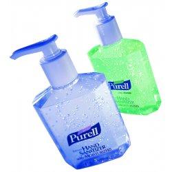 Gojo - 9631-24 - GOJO 4 Ounce Bottle Green PURELL Fragrance-Free Scented Hand Sanitizer
