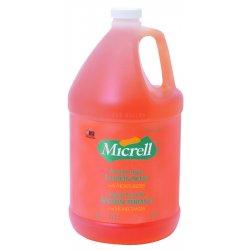 Gojo - 9755-04 - Soap Antibacterial 1 Gal Amber Micrell Gojo Industrial, Cs