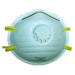 Gerson - 1740 - N95 Particulate Respirator W/valve