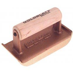 Goldblatt Tool - 06311 - Edger Bronze 6 X 2-3/4, Ea