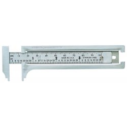 General Tools - 132ME - 3 in. Steel Slide Caliper