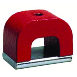 General Tools - 370-16 - Alnico Horseshoe Magnet with 50 lb. Pull