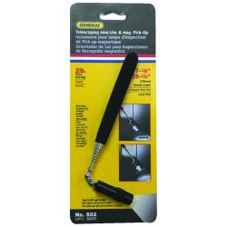 General Tools - 582 - Telescoping Lighted Magnetic Pickup