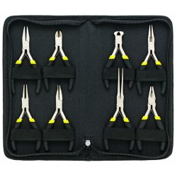 General Tools - 938 - Eight-piece Mini-pliers Set