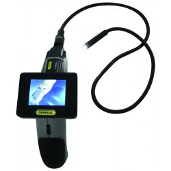 General Tools - DCS200 - Video Inspection System with 2.4 in. Screen and 12mm Probe