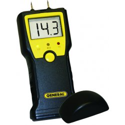 General Tools - MMD4E - General Tools MMD4E General Tool Seeker Pin-Type Moisture Meter