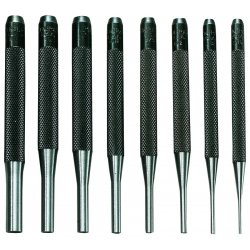 General Tools - SPC75 - Eight-piece Set of 4 in. Drive Pin Punches