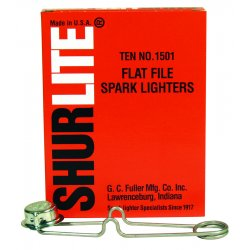 GC Fuller - 1501 - Fu 1501 Spark Lighter (ea), Ea
