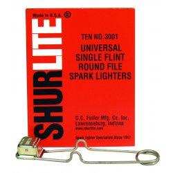 G.C. Fuller - 3001B - Fu 3001b Sngl Flint Lgh100/bx