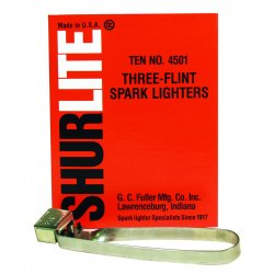 G.C. Fuller - 4501 - Fu 4501 Spark Lighter (ea), Ea