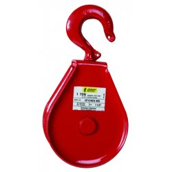Gunnebo Johnson - 453865 - Hf1s4be-mr Hay Fork Pulley, Ea
